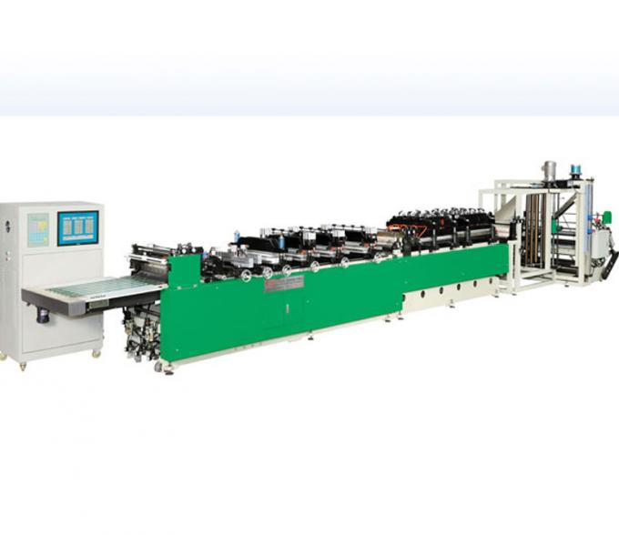 3 Side Seal Pouch Making Machine