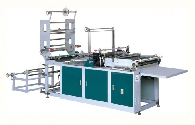 Multi Functional Non Woven Bag Making Machine For Vest Bags / Drawstring Bags