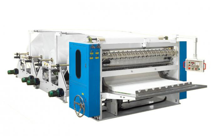 Automatic Labeling Tissue Paper Making Machine Drawn Facial Tissue Folding Machines