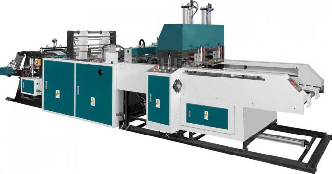 High Speed Bag Making Machine Single Line 100M / Min For Tee Shirt