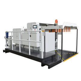 China Cross Cutting / Slitting Non Woven Fabric Bag Making Machine 50-150 GSM Thickness supplier