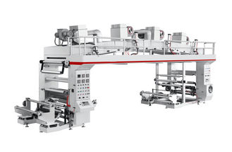 China Roll Type Dry Film Laminator Double Layer Compounding Machine 120M / Min supplier