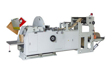 China Fruit Paper Bags Manufacturing Machine , Auto Paper Pouch Making Machine supplier
