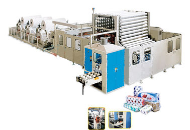 China 0.5-0.8 MPa Tissue Paper Making Machine With Closed Loop Frequency Conversion Control System supplier
