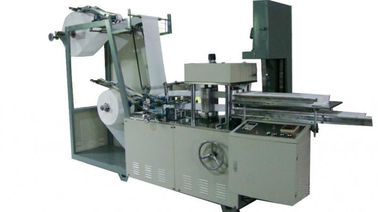 China Automatic Labeling Tissue Paper Making Machine Drawn Facial Tissue Folding Machines supplier
