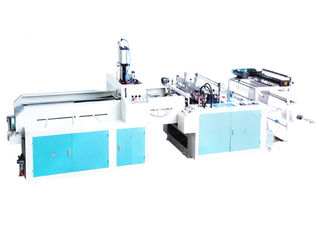 China High Speed Bag Making Machine Single Line 100M / Min For Tee Shirt supplier
