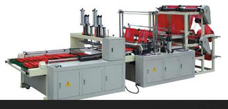 China Fully Automatic Bag Making Machine , Bottom Seal Bag Making Machine With Core supplier