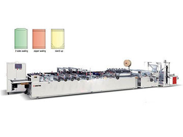 China Multifunction Laminated Automatic Bag Making Machine 1000mm Unwinder Width supplier