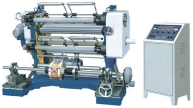 China Paper Slitting Machine Automatic Meter Counting 1500Kg 2400×1110×1400 mm supplier