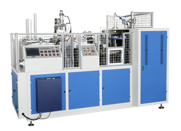 China ZWJ-750 Automatic Paper Box Making Machine 10Kw Paper Cup Forming Machine supplier