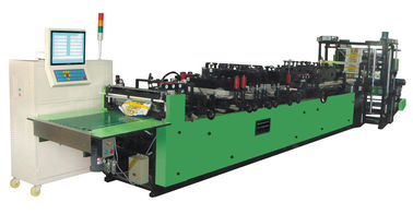 China 5000Kg Side Sealing Bag Making Machine Multiple Photoelectric Control distributor