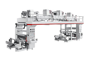 China Roll Type Dry Film Laminator Double Layer Compounding Machine 120M / Min distributor