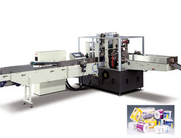 China PLC Control Toilet Paper Making Machine , Tissue Paper Production Machine distributor