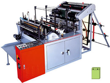 China Calendar Automatic Bag Making Machine 17.6Kw 5 - Line Tracks 85 M / Min distributor