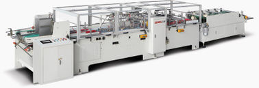China 2T Automatic Compaction Carry Bag Making Machine Adopting Water Soluble Glue distributor
