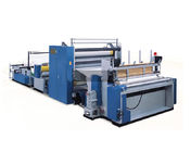 CE ISO Automatic Tissue Paper Making Machine Pneumatic adjustment Perforation unit